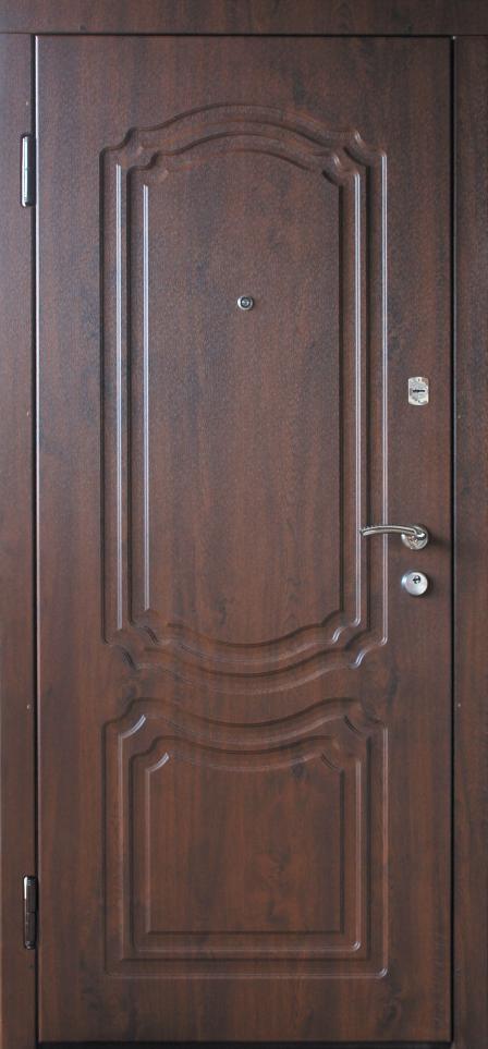 металлические двери с железом с двух сторон