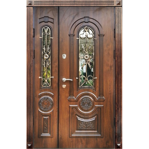 Двері вхідні  №00001