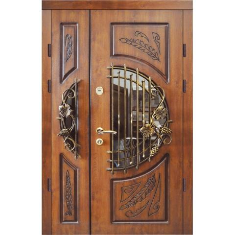 Двері вхідні №00002