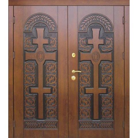 Двері вхідні в церкву №00005