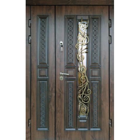 Двері вхідні №00096