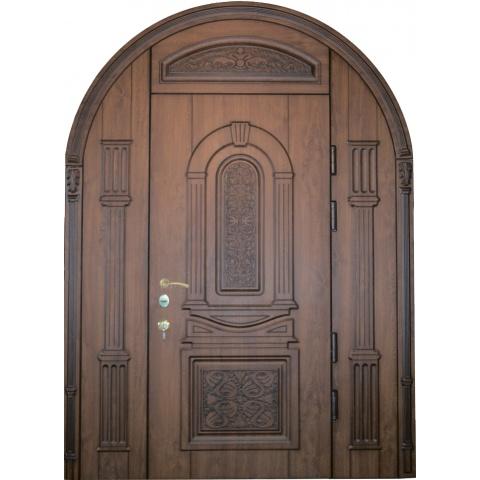 Двері вхідні в церкву №00117