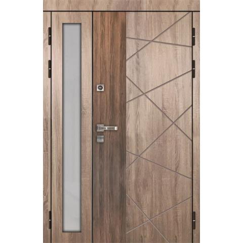 Двері вхідні в будинок №03004