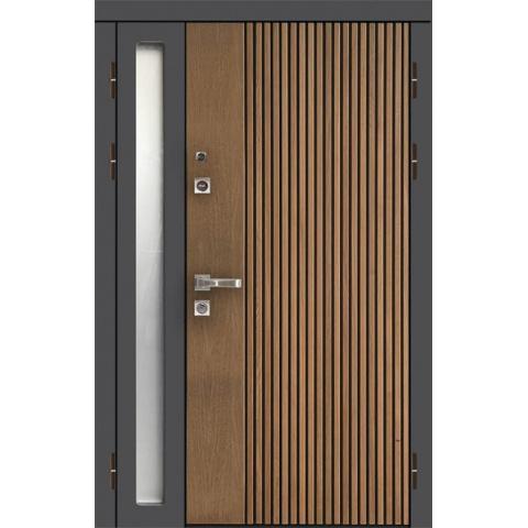 Двері вхідні в будинок №03005