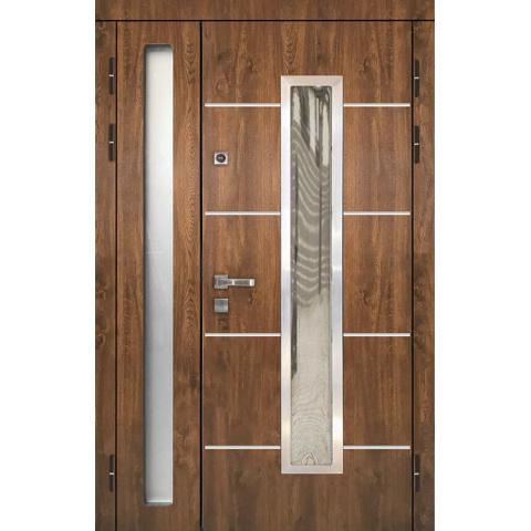 Двері вхідні в будинок №03010