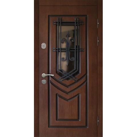 Двері вхідні в будинок №03014