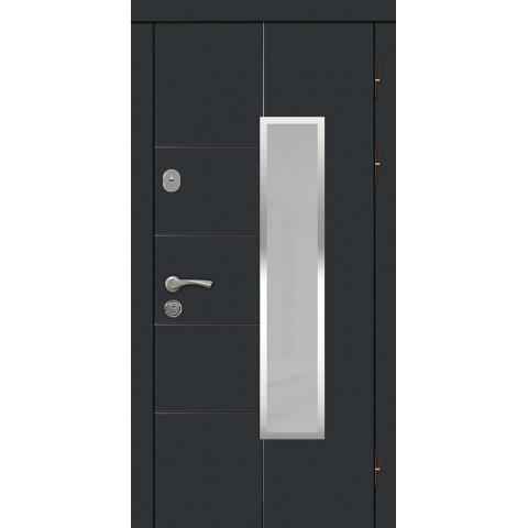 Двері вхідні в будинок №03016